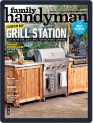 Family Handyman Magazine (Digital) Subscription June 1st, 2021 Issue