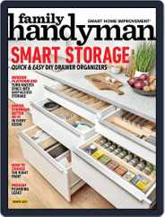 Family Handyman Magazine (Digital) Subscription March 1st, 2021 Issue