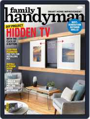 Family Handyman Magazine (Digital) Subscription May 1st, 2021 Issue