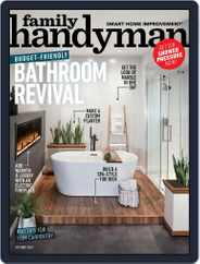 Family Handyman Magazine (Digital) Subscription October 1st, 2021 Issue