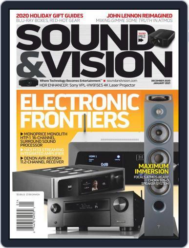 Sound & Vision Magazine (Digital) December 1st, 2020 Issue Cover