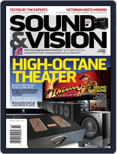 Sound & Vision Magazine (Digital) October 1st, 2020 Issue Cover