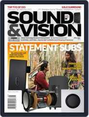 Sound & Vision Magazine (Digital) Subscription April 1st, 2021 Issue