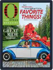 O, The Oprah Magazine (Digital) Subscription December 1st, 2020 Issue
