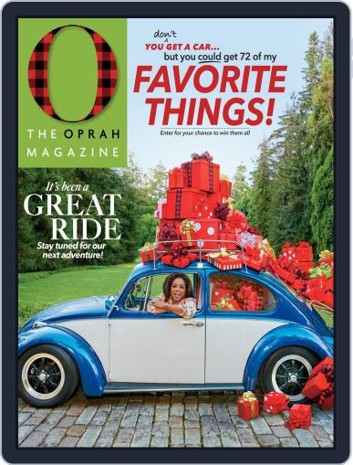 O, The Oprah December 1st, 2020 Digital Back Issue Cover