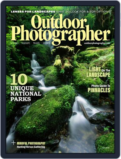 Outdoor Photographer Magazine (Digital) July 1st, 2020 Issue Cover