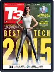 T3 Magazine (Digital) Subscription January 1st, 2015 Issue