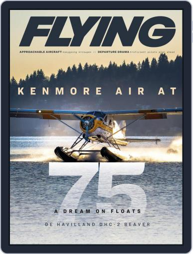Flying Magazine (Digital) April 1st, 2021 Issue Cover