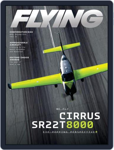 Flying Magazine (Digital) March 1st, 2021 Issue Cover