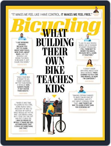 Bicycling Magazine (Digital) January 22nd, 2021 Issue Cover