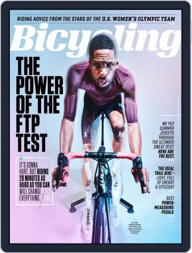 Bicycling Magazine (Digital) May 21st, 2021 Issue Cover