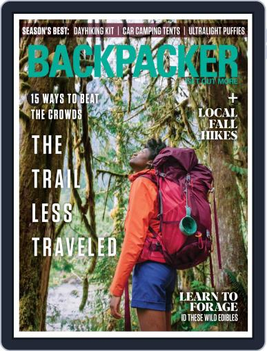 Backpacker Magazine (Digital) August 4th, 2020 Issue Cover