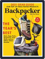 Backpacker Magazine (Digital) Subscription March 1st, 2021 Issue