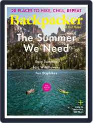 Backpacker Magazine (Digital) Subscription May 1st, 2021 Issue
