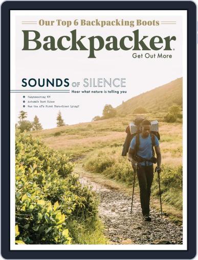 Backpacker Magazine (Digital) September 1st, 2021 Issue Cover