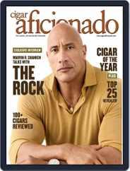 Cigar Aficionado Magazine (Digital) Subscription January 1st, 2021 Issue
