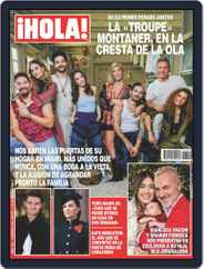 ¡Hola! Mexico Magazine (Digital) Subscription February 4th, 2021 Issue