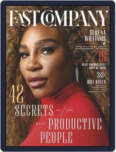 Fast Company Magazine (Digital) December 1st, 2020 Issue Cover