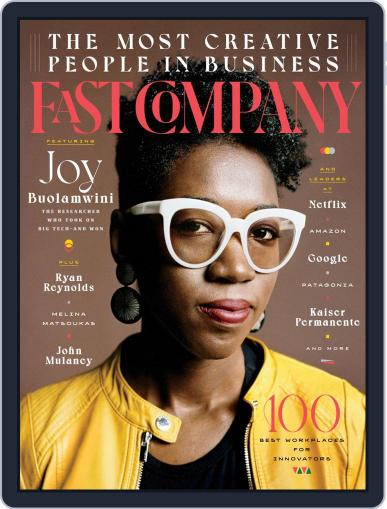 Fast Company Magazine (Digital) September 1st, 2020 Issue Cover