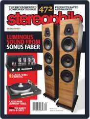 Stereophile Magazine (Digital) Subscription April 1st, 2021 Issue