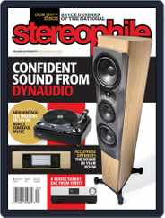 Stereophile Magazine (Digital) Subscription August 1st, 2021 Issue