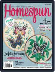 Australian Homespun Magazine (Digital) Subscription October 1st, 2020 Issue
