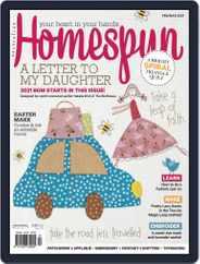 Australian Homespun Magazine (Digital) Subscription February 1st, 2021 Issue