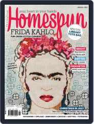 Australian Homespun Magazine (Digital) Subscription June 1st, 2021 Issue