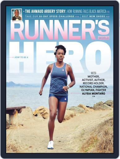 Runner's World Magazine (Digital) August 28th, 2020 Issue Cover