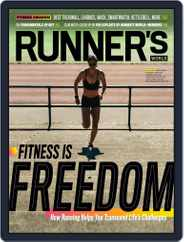 Runner's World Magazine (Digital) Subscription December 17th, 2020 Issue