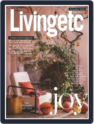 Living Etc Magazine (Digital) December 1st, 2020 Issue Cover