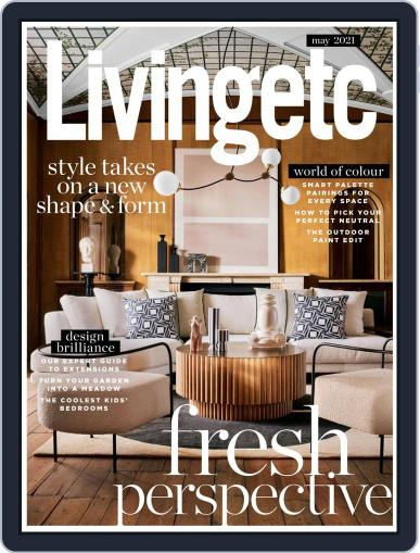 Living Etc Magazine (Digital) May 1st, 2021 Issue Cover
