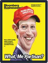 Bloomberg Businessweek Magazine (Digital) Subscription September 21st, 2020 Issue