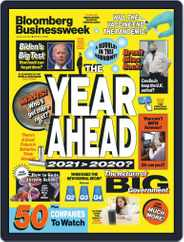 Bloomberg Businessweek Magazine (Digital) Subscription January 25th, 2021 Issue