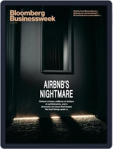 Bloomberg Businessweek Magazine (Digital) June 21st, 2021 Issue Cover