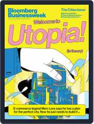Bloomberg Businessweek Magazine (Digital) Subscription September 6th, 2021 Issue