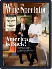 Wine Spectator Magazine (Digital) Subscription August 31st, 2021 Issue