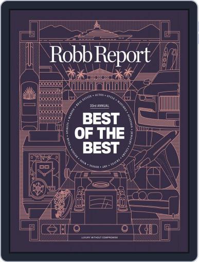 Robb Report Magazine (Digital) June 1st, 2021 Issue Cover