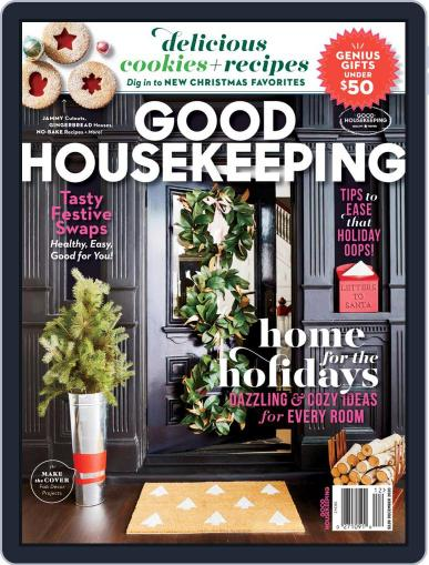 Good Housekeeping Magazine (Digital) December 1st, 2020 Issue Cover