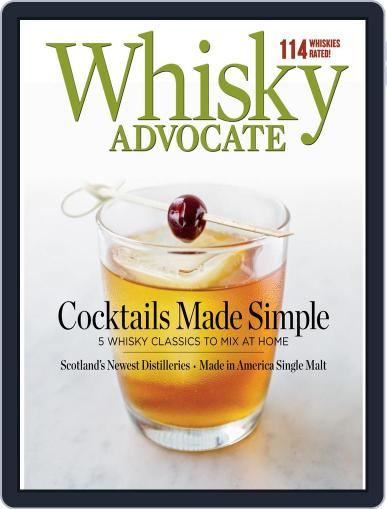 Whisky Advocate Magazine (Digital) May 26th, 2020 Issue Cover