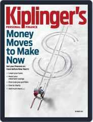 Kiplinger's Personal Finance Magazine (Digital) Subscription December 1st, 2020 Issue