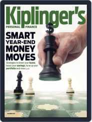 Kiplinger's Personal Finance Magazine (Digital) Subscription December 1st, 2021 Issue