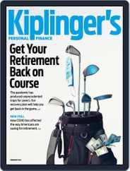 Kiplinger's Personal Finance Magazine (Digital) Subscription February 1st, 2021 Issue
