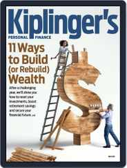 Kiplinger's Personal Finance Magazine (Digital) Subscription May 1st, 2021 Issue