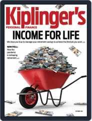 Kiplinger's Personal Finance Magazine (Digital) Subscription October 1st, 2021 Issue