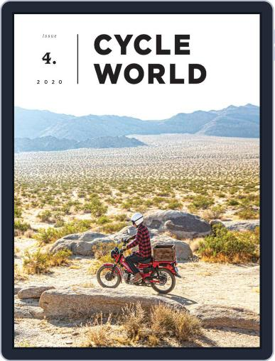 Cycle World (Digital) November 11th, 2020 Issue Cover