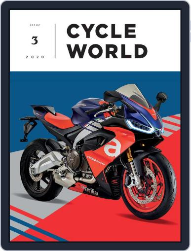 Cycle World Magazine (Digital) September 9th, 2020 Issue Cover