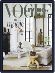Vogue Living Magazine (Digital) Subscription November 1st, 2020 Issue