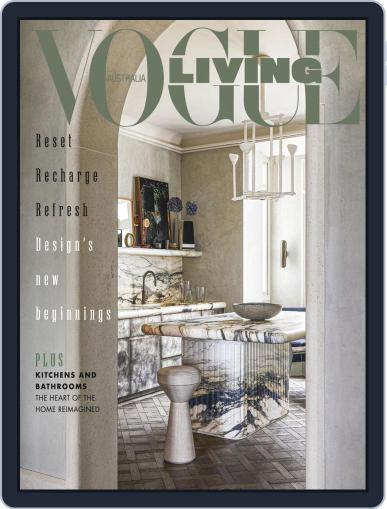 Vogue Living Magazine (Digital) September 1st, 2020 Issue Cover