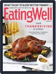 EatingWell Magazine (Digital) Subscription November 1st, 2021 Issue